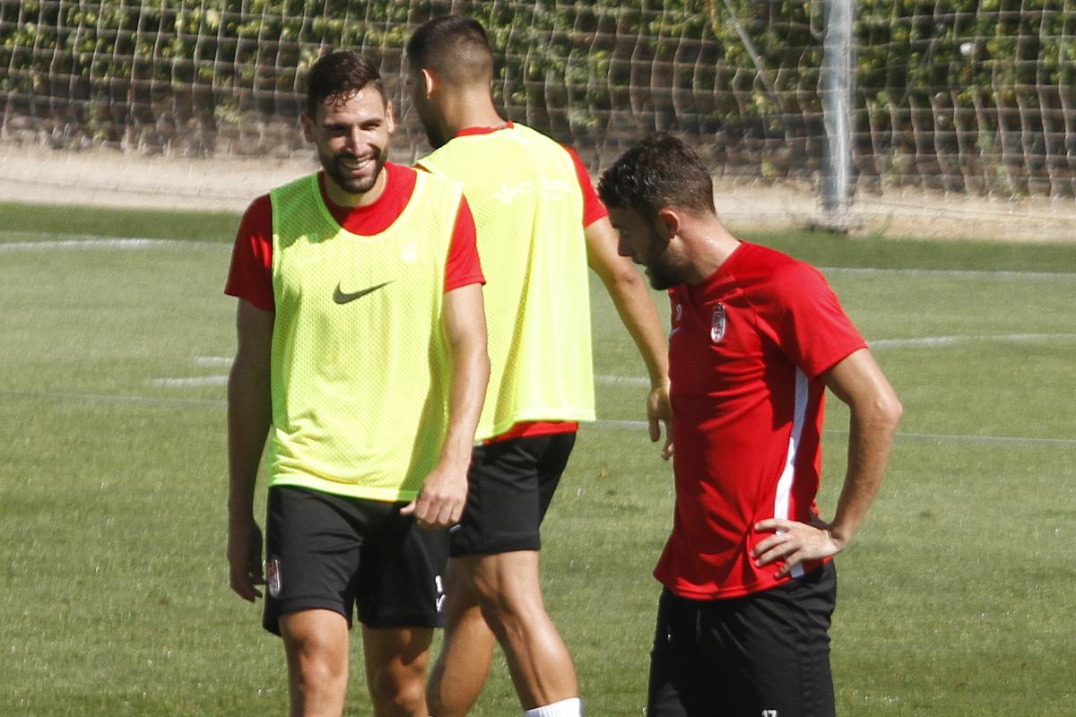 El Granada CF se preparará para visitar al Celta con seis entrenamientos