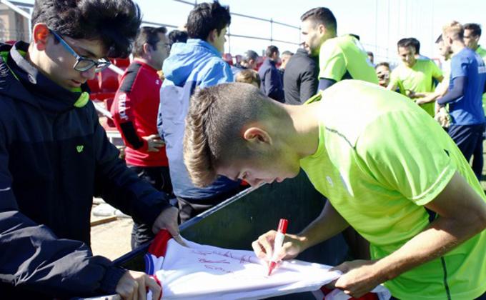 El Granada CF cita a un entrenamiento de puertas abiertas especial Reyes