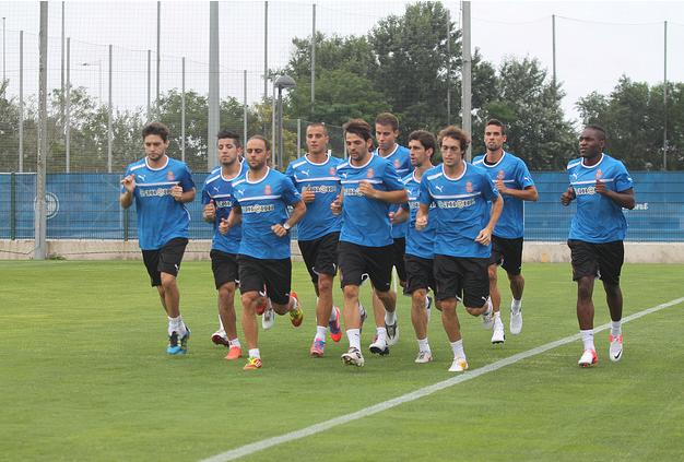 23 convocados para viajar a Tarragona