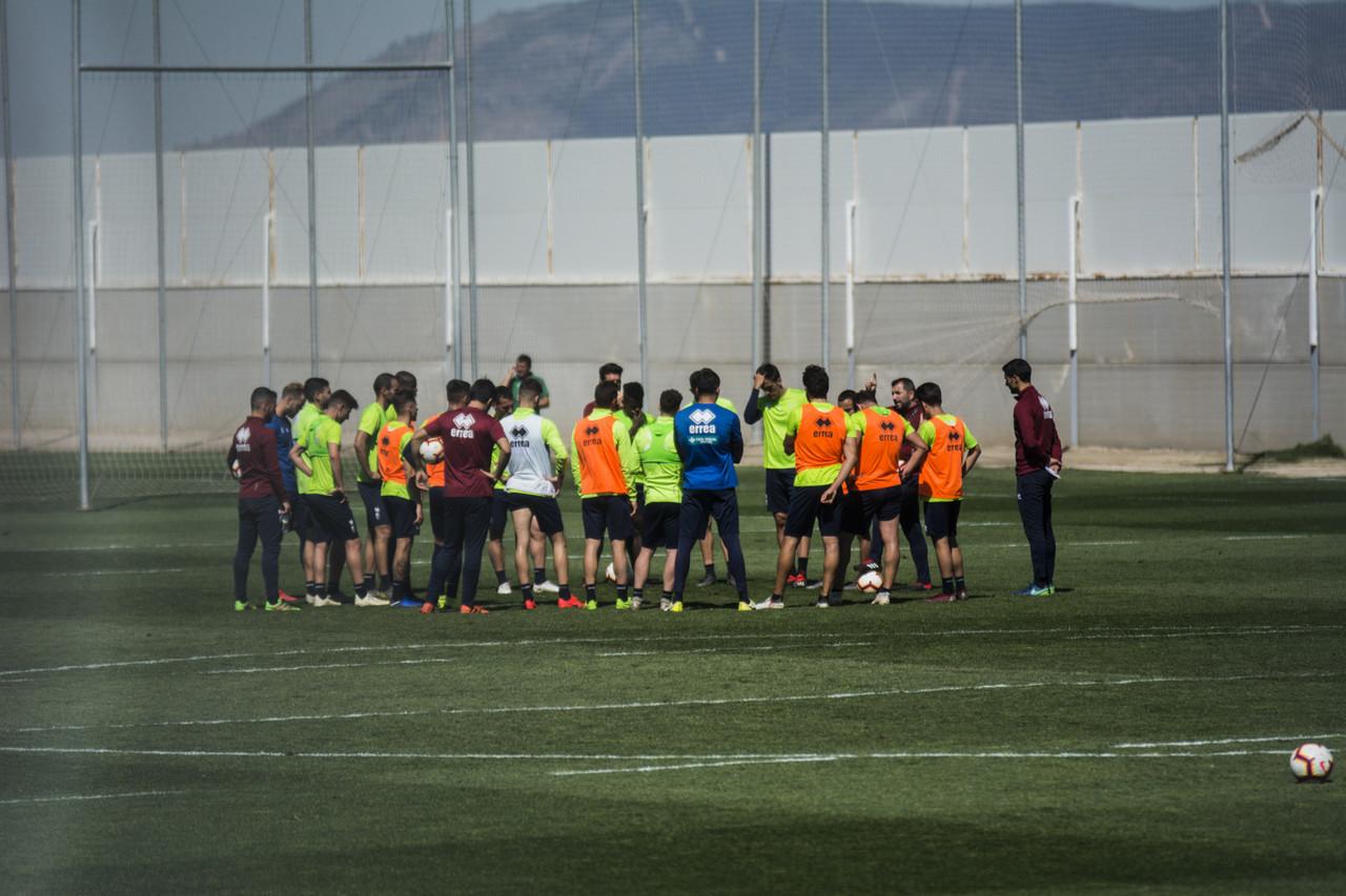 El Granada CF inicia la pretemporada el 9 de julio
