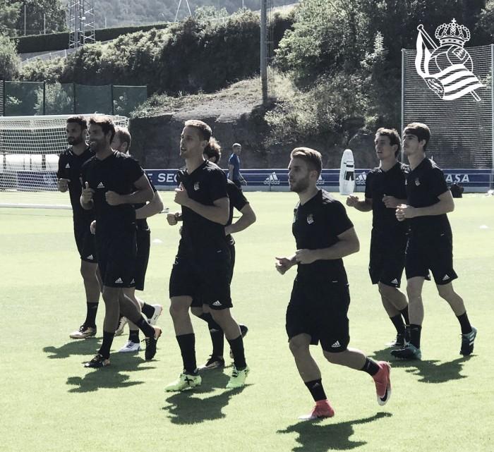 El plan de trabajo para enfrentarse al Villarreal