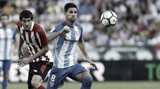 El Málaga C.F vuelve a los entrenamientos