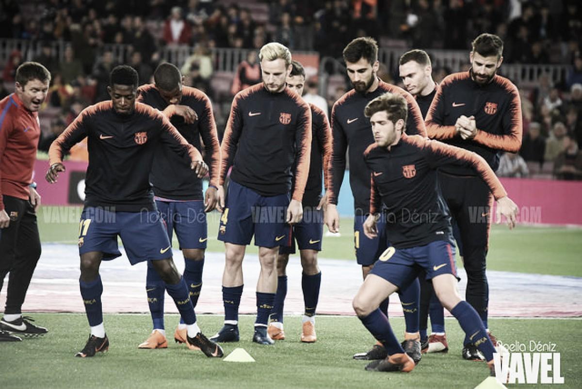 El FC Barcelona volverá a los entrenamientos el miércoles