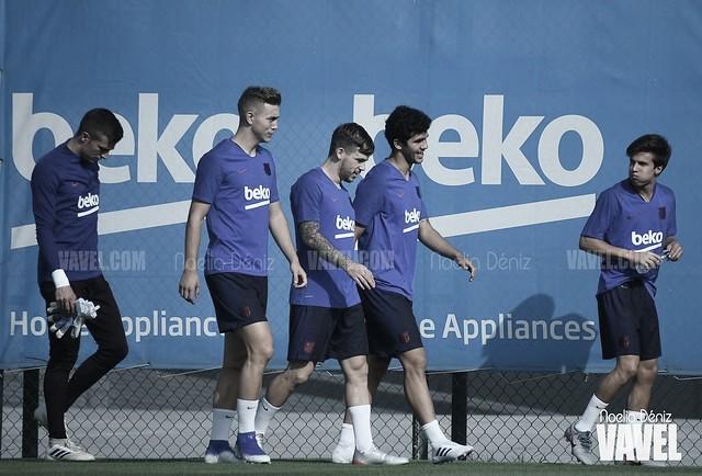 Preseleccionados con la Selección Española Sub-21
