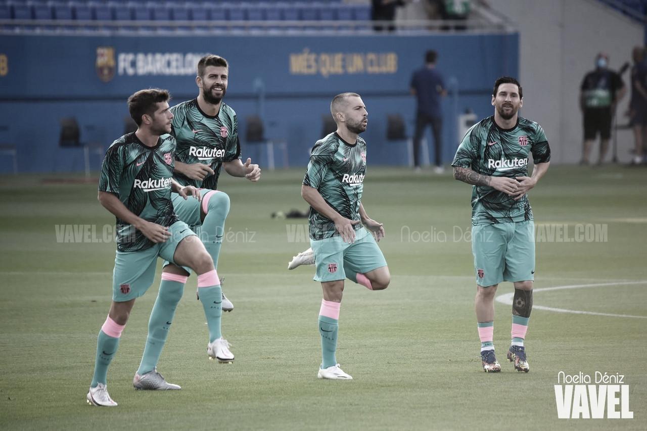 El Barcelona quiere plantar cara a la Champions