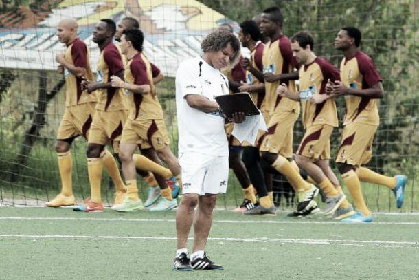 Deportes Tolima prepara su plantel para el 2015-2
