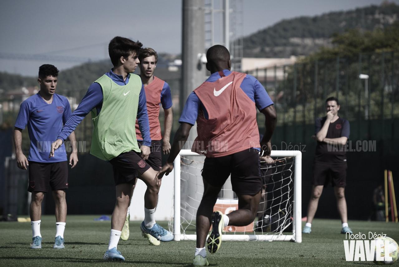 El filial, listo para el Atlético Levante