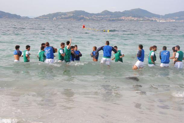 Coruxo - Celta B: el derbi se juega en Vigo