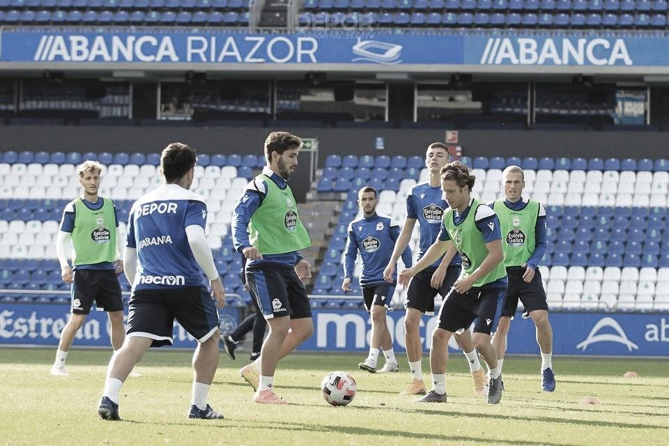 Fuente RC Deportivo de la Coruña