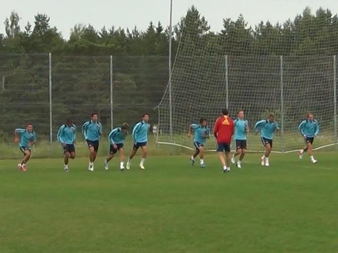 Día intenso para la selección sub'19 en Estonia
