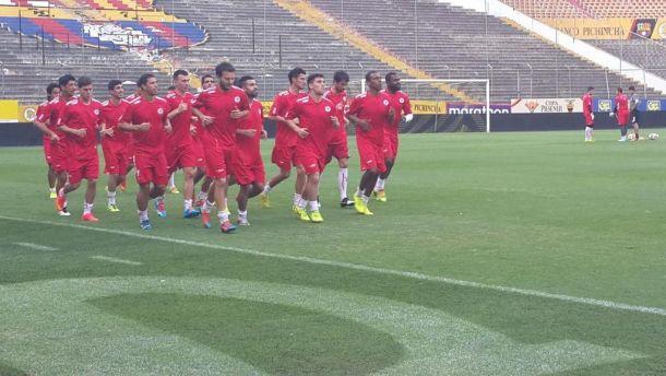 Emelec - River Plate: equipo que gana no se toca