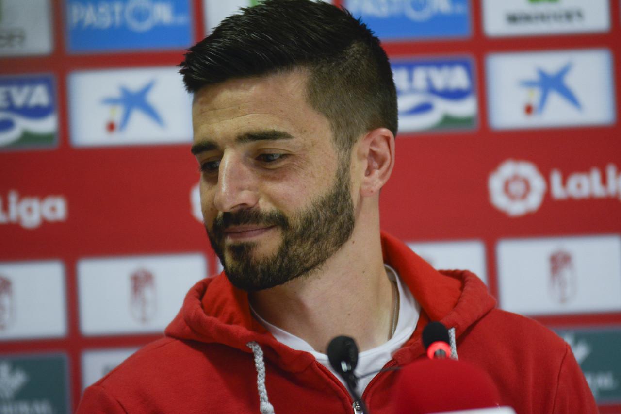 Muchas sorpresas en la última convocatoria del Granada CF
