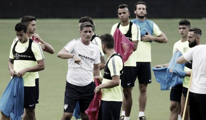 El Málaga CF afronta un duro calendario antes del próximo parón de selecciones