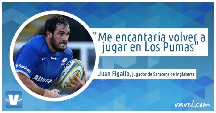 Entrevista. Juan Figallo, un pilar que se hace extrañar