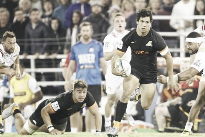 """Matías Moroni: """"Lo que más me sorprendió del Super Rugby es la intensidad con la que se juega"""""""