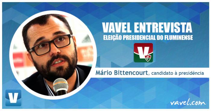 Eleição Presidencial no Fluminense: VAVEL entrevista candidato Mário Bittencourt