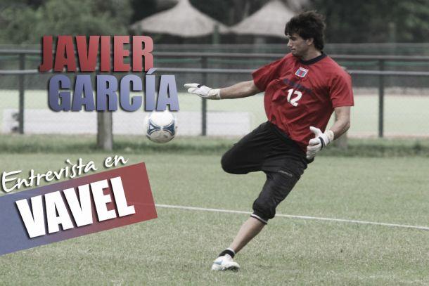 """Entrevista. Javier García: """"Siempre le voy a estar agradecido a Tigre"""""""