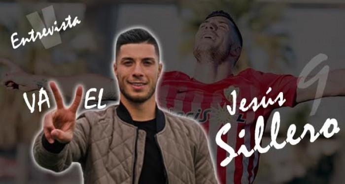 """Entrevista. Jesús Sillero: """"Debutar con el primer equipo en Copa fue precioso e inolvidable"""""""