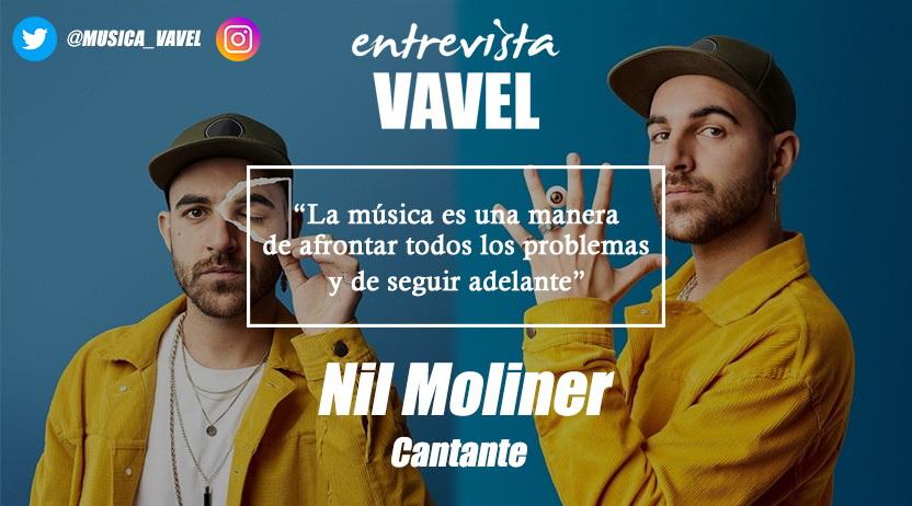 """Entrevista. Nil Moliner: """"La música es una manera de afrontar todos los problemas y seguir adelante"""""""