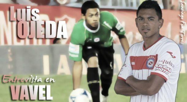 """Entrevista. Luis Ojeda: """"Estamos para sumar puntos"""""""
