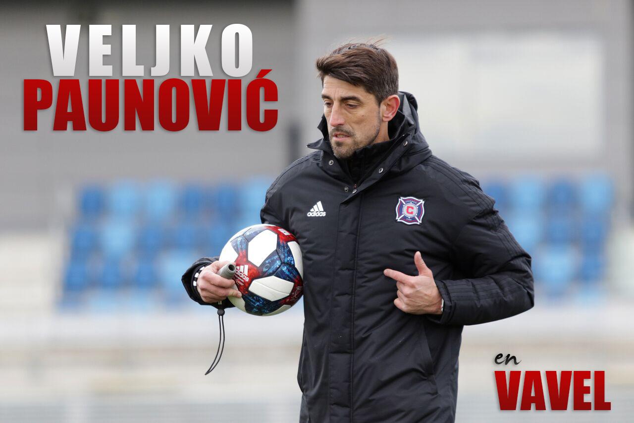 """Entrevista. Veljko Paunovic: """"Quiero un Chicago Fire dominante, atractivo y goleador"""""""
