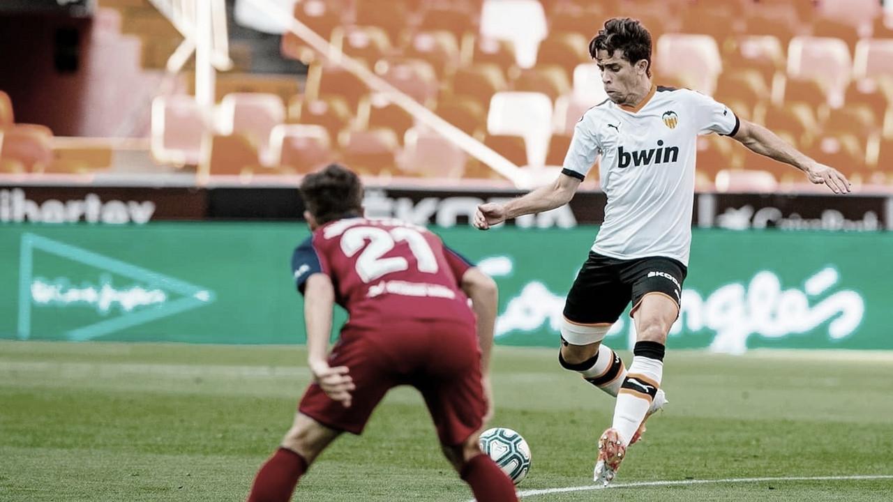 """Paulista : """"Vamos a ir a Eibar con más confianza y seguros para intentar traer los tres puntos"""""""