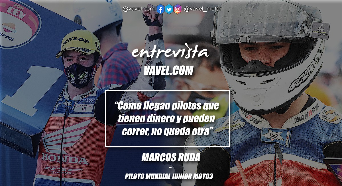 """Entrevista. Marcos Ruda: """"Lleganpilotos que tienen dinero y pueden correr, no queda otra"""""""