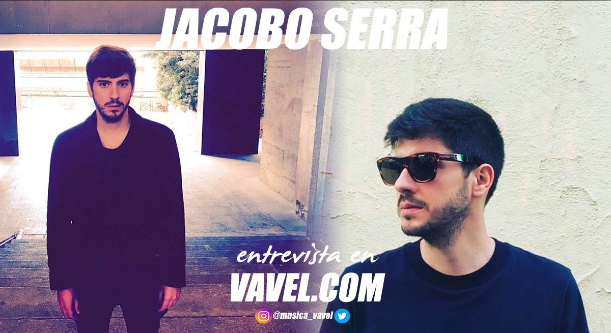 """Entrevista. Jacobo Serra: """"Jacobo Serra es un buscador de belleza"""""""