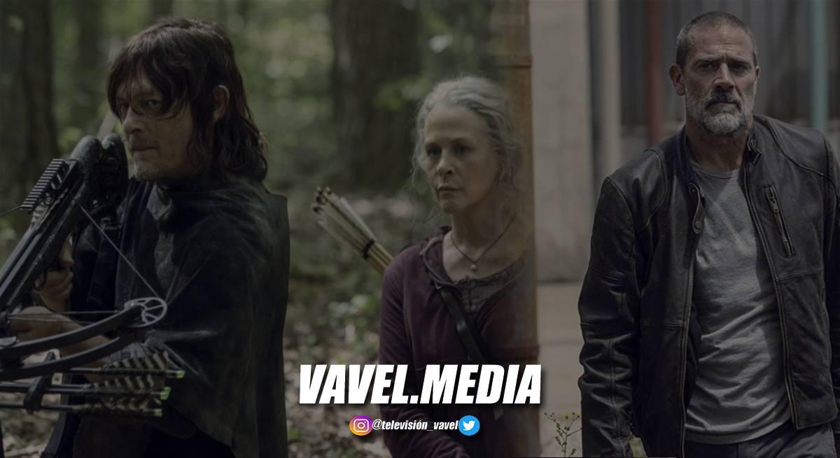 Los 6 capítulos adicionales de 'The Walking Dead' llegarán en febrero de 2021