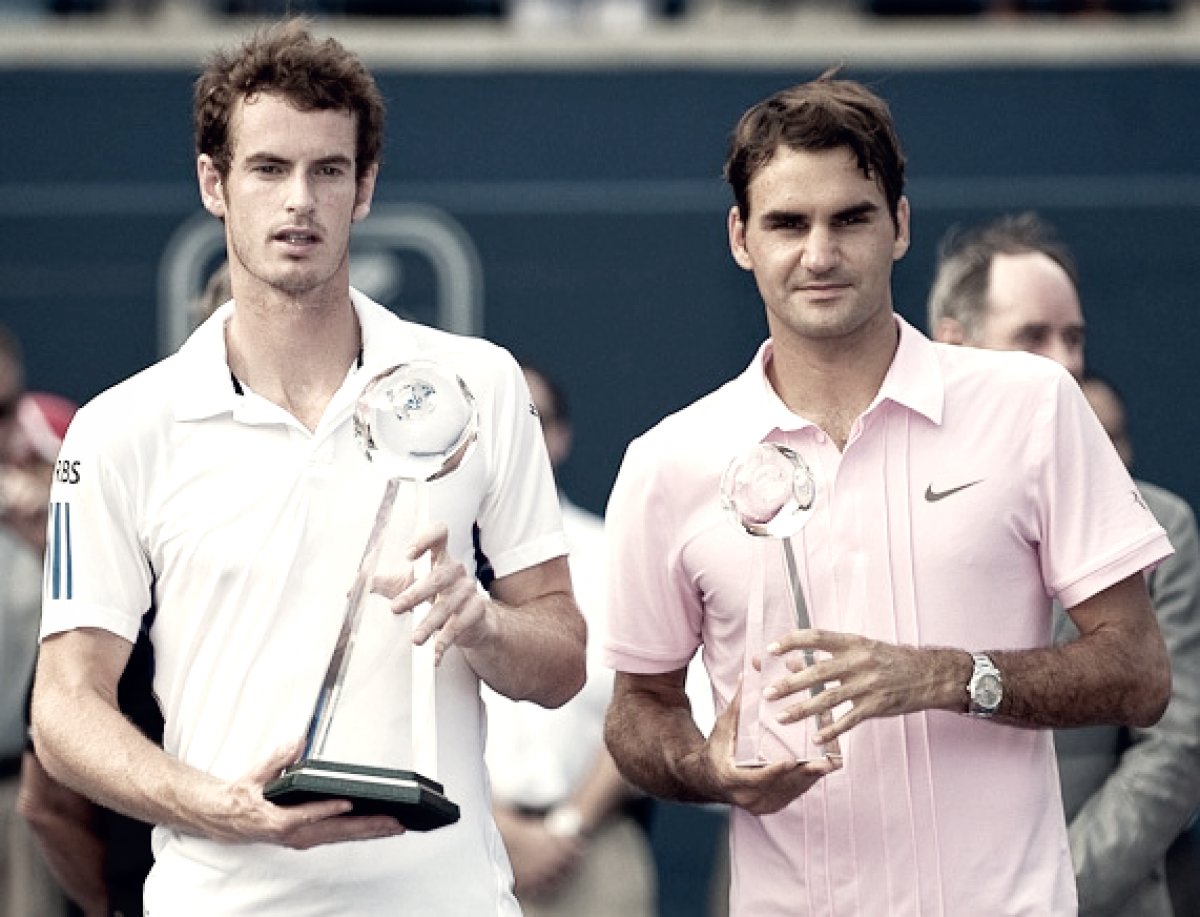 Andy Murray to join Roger Federer, Rafael Nadal at Rogers Cup