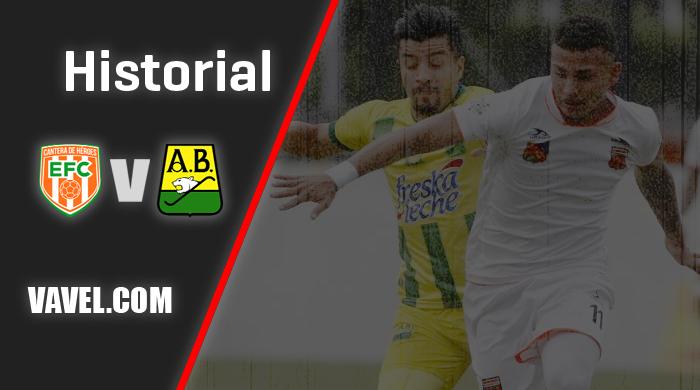 Historial Envigado FC vs. Atlético Bucaramanga: las estadísticas favorecen a los 'naranjas'