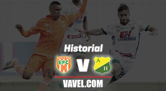 Historial: Atlético Huila vs. Envigado