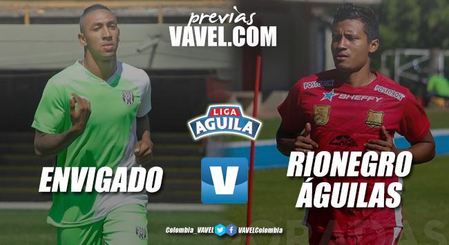 Previa Envigado F.C. vs Rionegro Águilas: realidades diferentes y tres puntos vitales