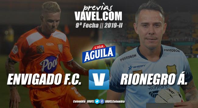 Previa Envigado vs. Rionegro Águilas: dos equipos necesitados de victoria
