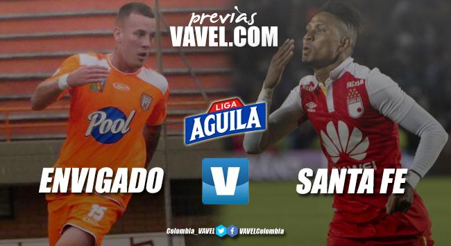 Previa Envigado vs Independiente Santa Fe: dos equipos necesitados urgentemente de una victoria