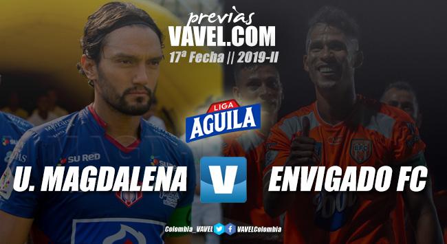 Previa Unión Magdalena vs. Envigado FC: con la soga al cuello