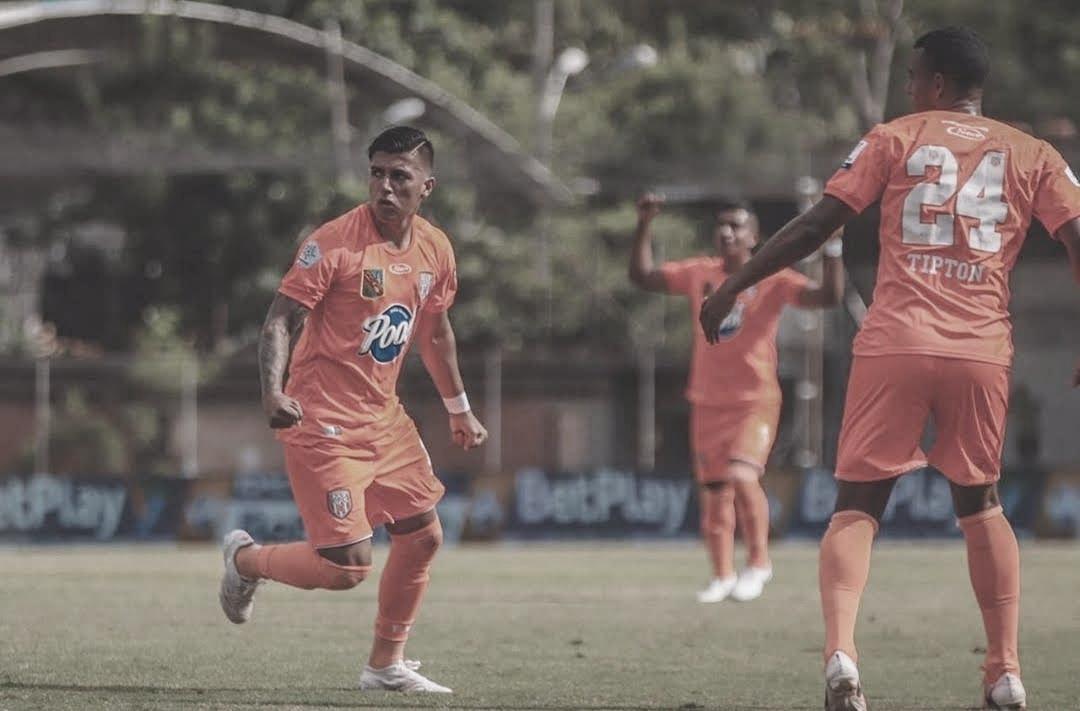 Envigado - Boyacá Chicó: Puntuaciones del equipo 'naranja'