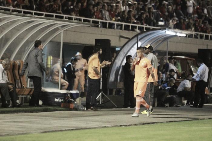 Envigado fue más pero no pudo pasar del empate ante Bucaramanga