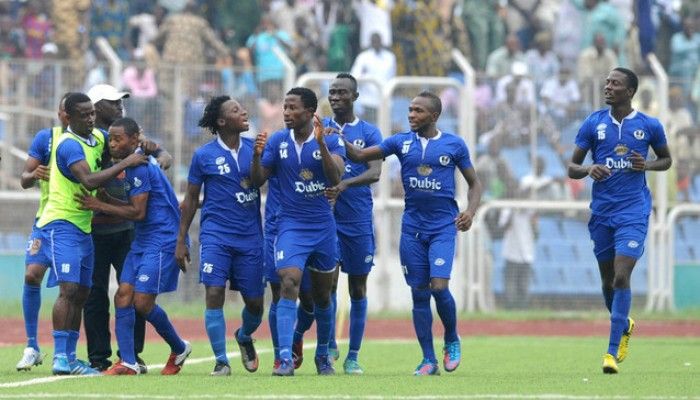 CAF CL: Enyimba to salvage continental hope