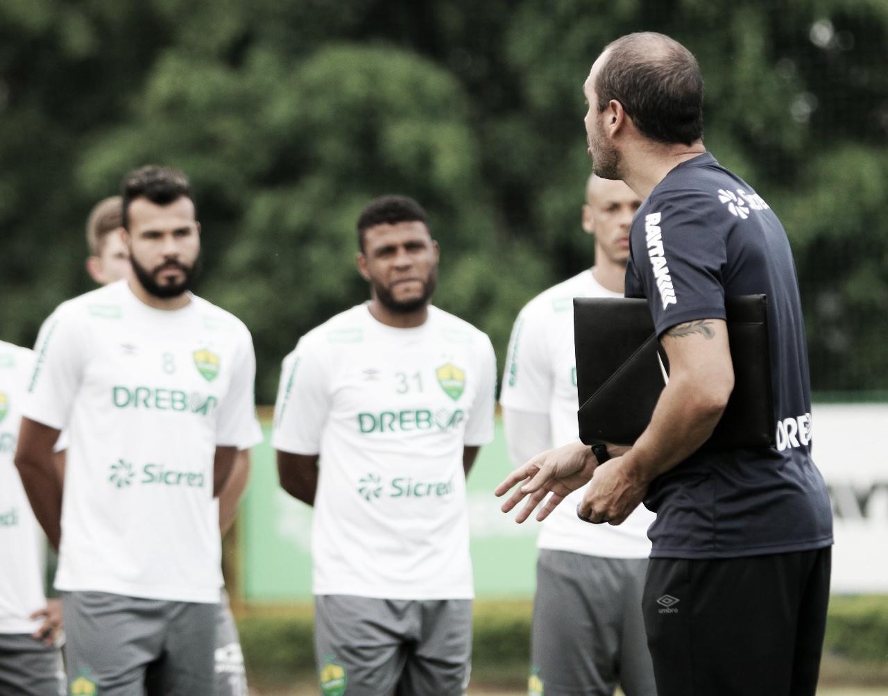 Foto: divulgação/Cuiabá