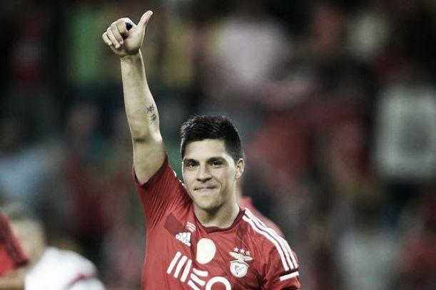 Adeus Enzo Pérez: Valência paga 25 milhões de euros ao Benfica