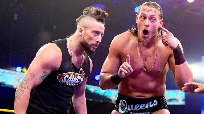 Three NXT Superstars Hit The Main Roster