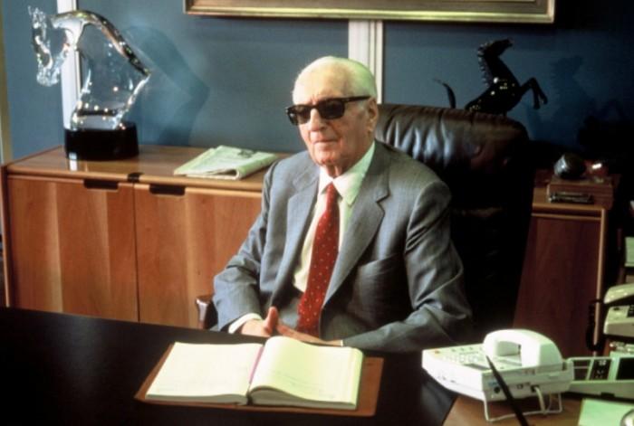 F1 - Enzo Ferrari, un uomo diventato azienda