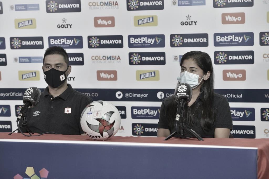 """Catalina Usme: """"Las finales hay que jugarlas, pero hay que ganarlas"""""""