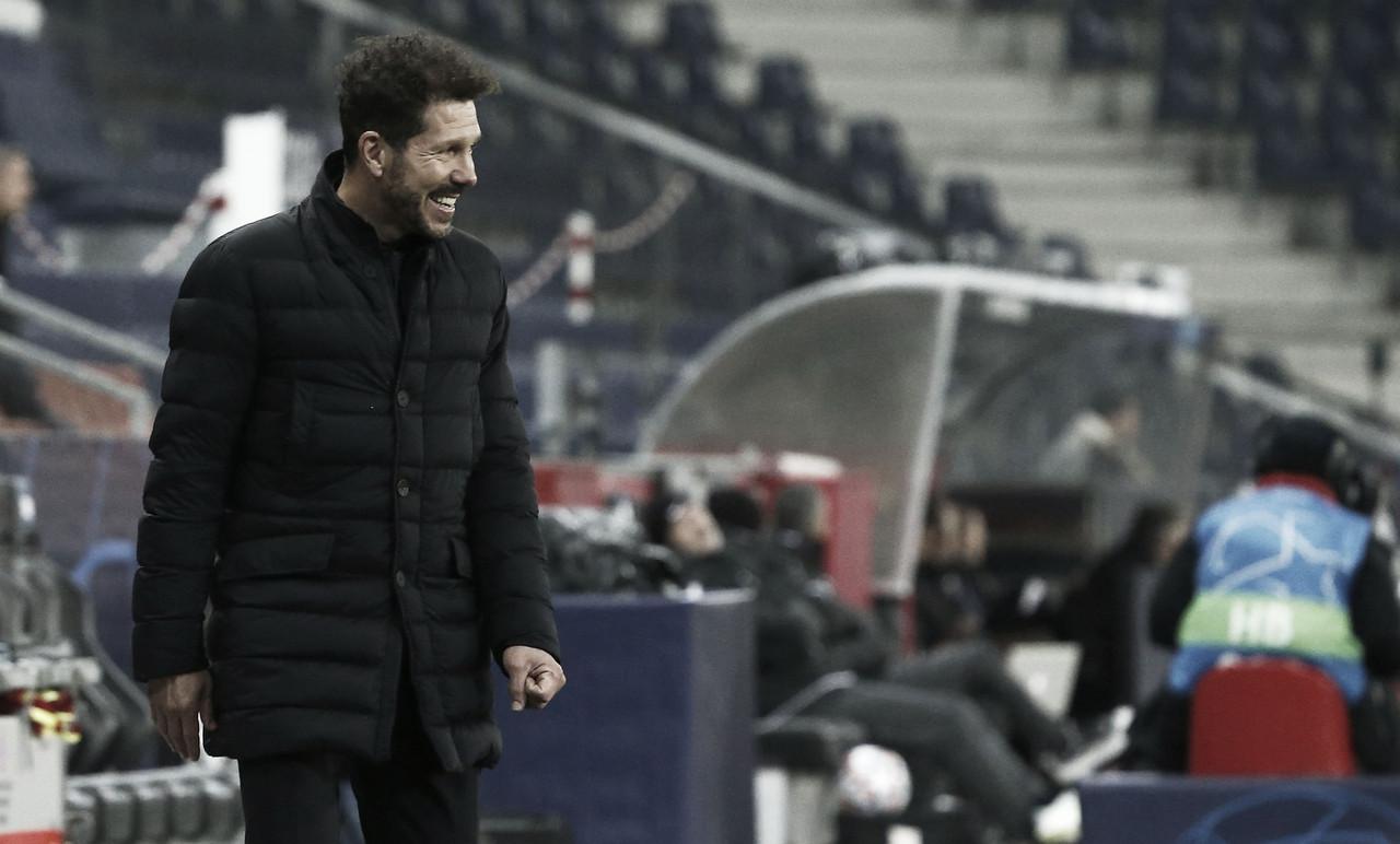 """Simeone: """"Debemos disfrutar de estar en octavos de final"""""""