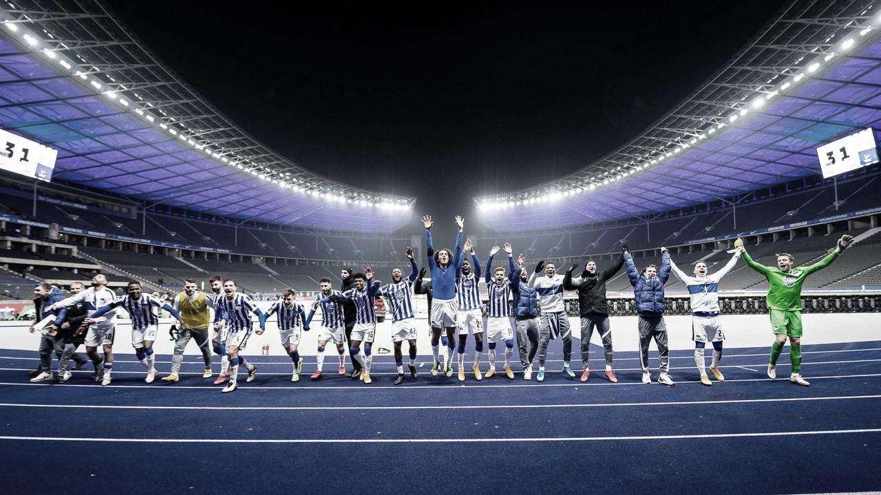 Foto: Divulgação/Hertha BSC