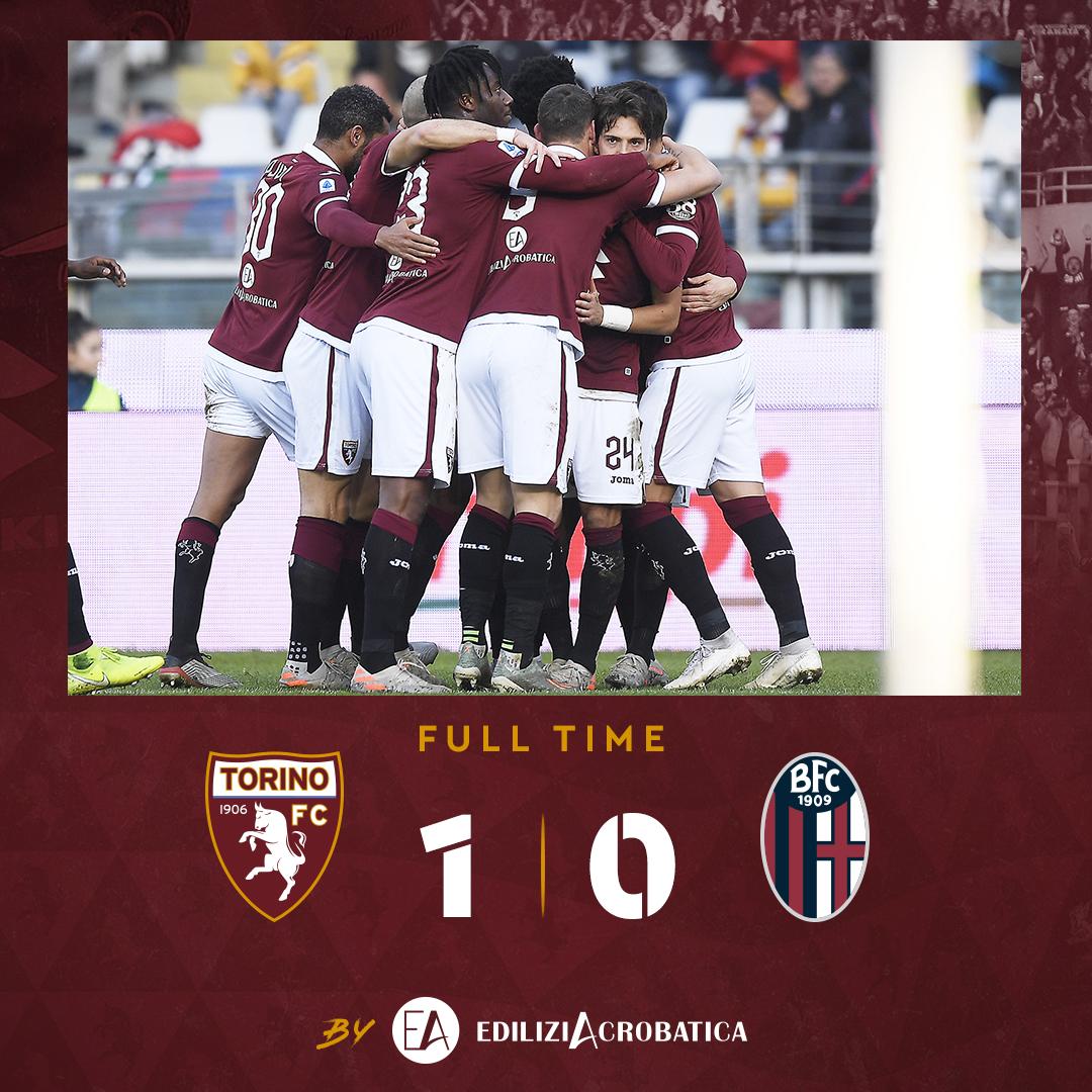 Il Torino vince ancora: Berenguer abbatte un arcigno Bologna