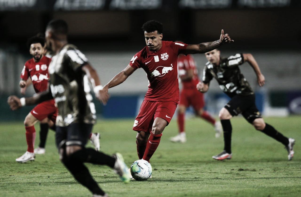 Em jogo de pouca inspiração, Coritiba e Bragantino só empatam