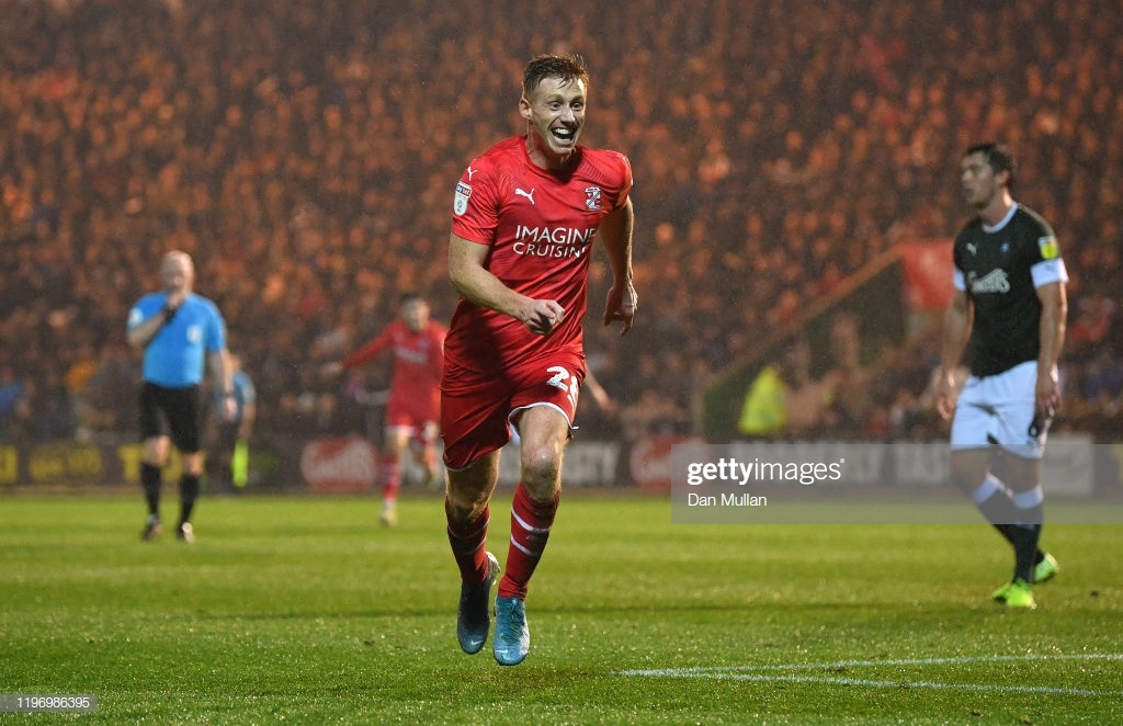 Eoin Doyle gets record-breaking season back on track