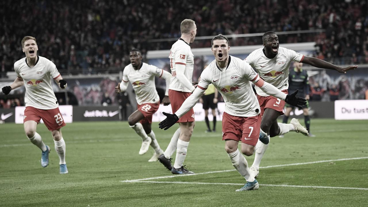 RB Leipzig vence Union Berlin e segue com folga na liderança da Bundesliga